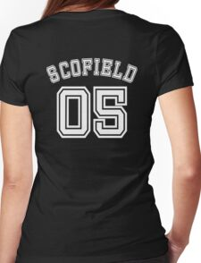scofield Womens Fitted T-Shirt
