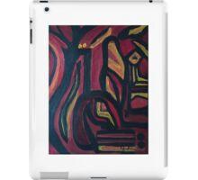 Crimson forms iPad Case/Skin