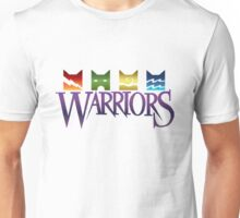 Warrior Cats Logo Unisex T-Shirt