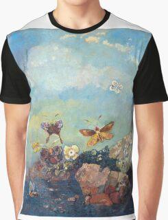 Butterflies - Butterflies Graphic T-Shirt