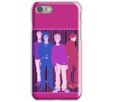 blur iPhone Case/Skin