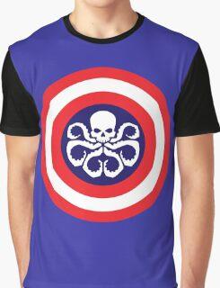 all hail captain hydra Graphic T-Shirt