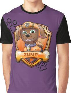 Zuma Graphic T-Shirt