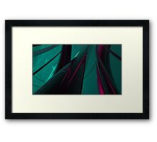 Abstract 8k Framed Print