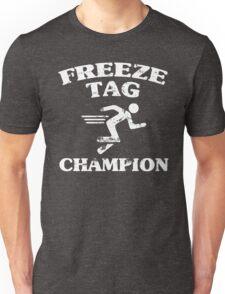 Freeze Tag Champion Unisex T-Shirt