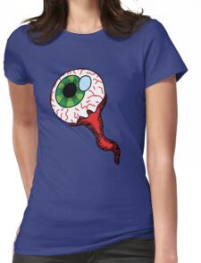 Got My Eye On You Womens Fitted T-Shirt