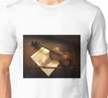 Broken A String Unisex T-Shirt