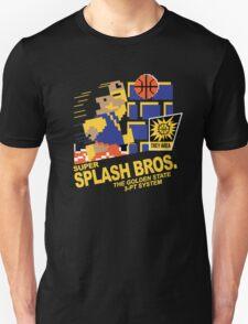 Super Splash Brothers   Golden State Warriors   2016 Unisex T-Shirt
