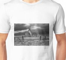 Prairie Education - BW Unisex T-Shirt
