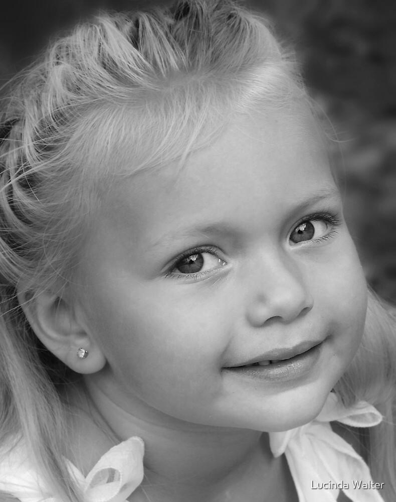 So Little Girl by Lucinda Walter