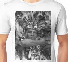 The Chief of Boca Da Valeria ~ B&W Unisex T-Shirt