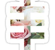 skeleton clique Sticker