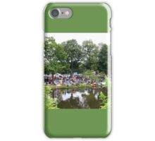 Boston 4th of July Crowd iPhone Case/Skin