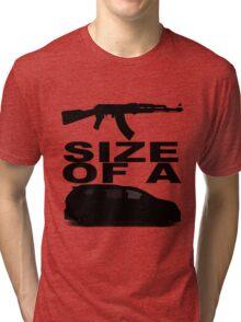"Tyler Freestyle ""Minivan"" Tri-blend T-Shirt"