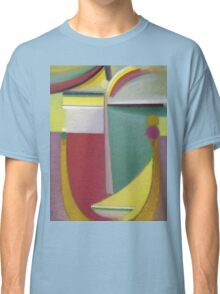 Vintage famous art - Alexei Jawlensky  - Abstract Head Inner Vision Classic T-Shirt
