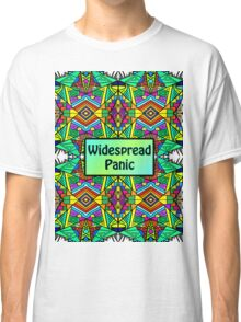 WP - Widespread Panic - Psychedelic Pattern 2 Classic T-Shirt