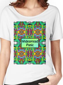 WP - Widespread Panic - Psychedelic Pattern 2 Women's Relaxed Fit T-Shirt