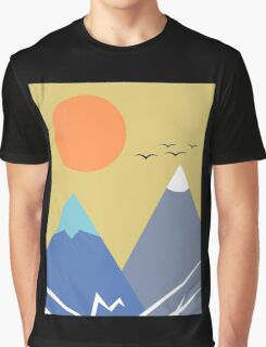Mountain View Graphic T-Shirt