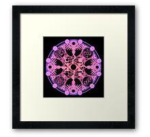 Yuko Ichihara's Magic Circle Framed Print