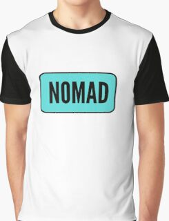 Nomad. Graphic T-Shirt