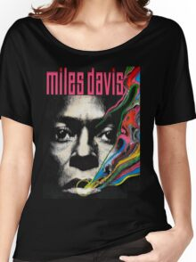Miles Women's Relaxed Fit T-Shirt