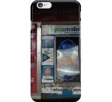 Convenient Truth iPhone Case/Skin