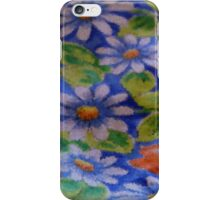 Daisies and Tulips iPhone Case/Skin