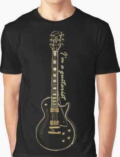 Gibson Les Paul electric guitar Graphic T-Shirt