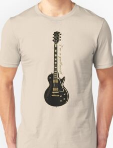 Gibson Les Paul electric guitar T-Shirt