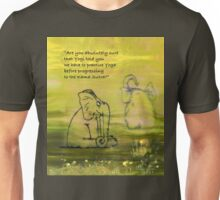 Yoga for Elephants 1 Unisex T-Shirt