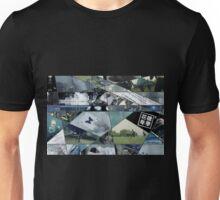 RUN Puzzle Unisex T-Shirt