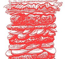 The world's best burger! by Mike Cressy