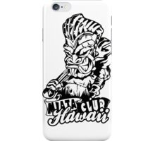 Miata Club of Hawaii TIKI DIY iPhone Case/Skin