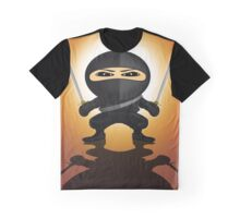 Ninja Boy Graphic T-Shirt