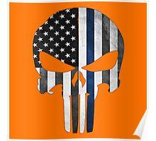 The Punisher Skull Poster
