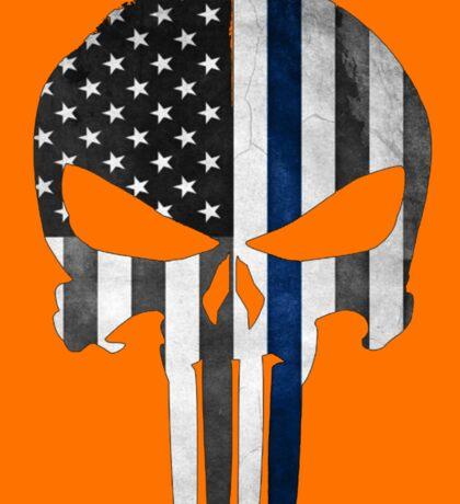 The Punisher Skull Sticker