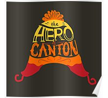 The Hero of Canton Poster