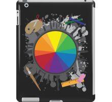 Artist Tools - Color Wheel iPad Case/Skin