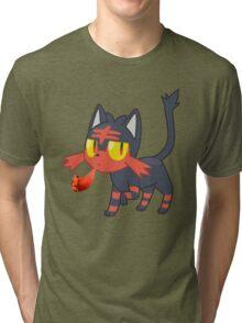 Team Litten Tri-blend T-Shirt