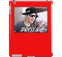 Protips Dan Howell MLG iPad Case/Skin