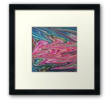 Abstract 110 Framed Print