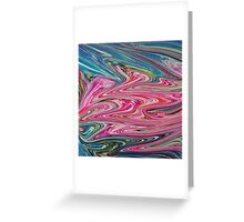 Abstract 110 Greeting Card