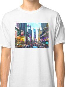nyc (three) Classic T-Shirt