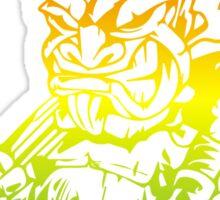 Miata Club of Hawaii TIKI DIY Reggae Vibe Sticker