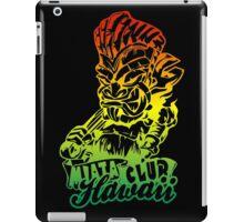 Miata Club of Hawaii TIKI DIY Reggae Vibe iPad Case/Skin