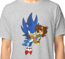 Sonic and Sally Classic T-Shirt