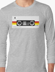 Cassette tape vector design Long Sleeve T-Shirt