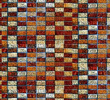 COLOURFUL BRICKS by Forfarlass