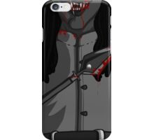 hello naughty children its murder time iPhone Case/Skin