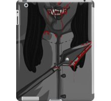 hello naughty children its murder time iPad Case/Skin